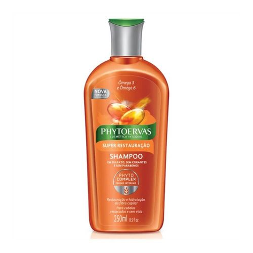 Phytoervas Super Restauração Shampoo 250ml