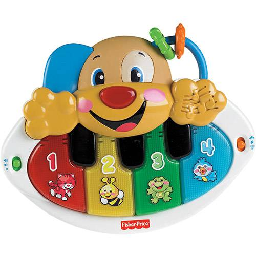 Tudo sobre 'Piano Cachorrinho - Fisher Price'
