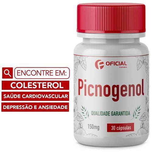 Tudo sobre 'Picnogenol 150MG 30 Cápsulas'