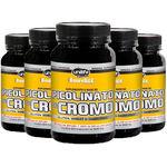 Picolinato de Cromo 5X120 Cápsulas Unilife
