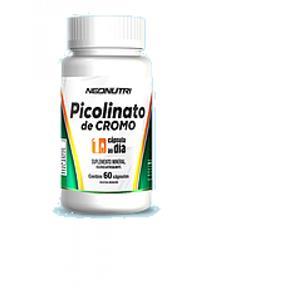Picolinato de Cromo 60 Cápsulas NeoNutri