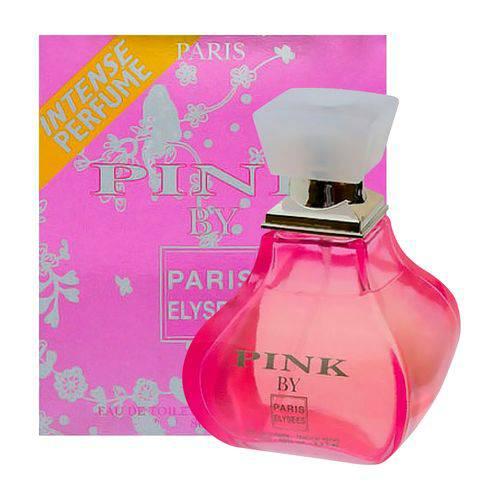 Tudo sobre 'Pink de Paris Elysees Eau de Toilette Feminino'
