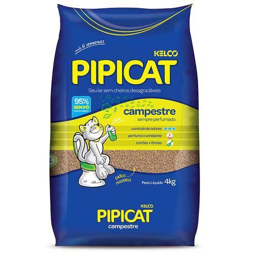 Tudo sobre 'Pipicat Campestre Areia Higiênica para Gatos'
