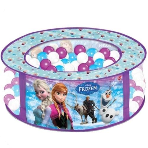 Piscina de Bolinha Frozen com 100 - Lider
