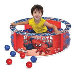 Piscina de Bolinha Homem Aranha - Líder Brinquedos