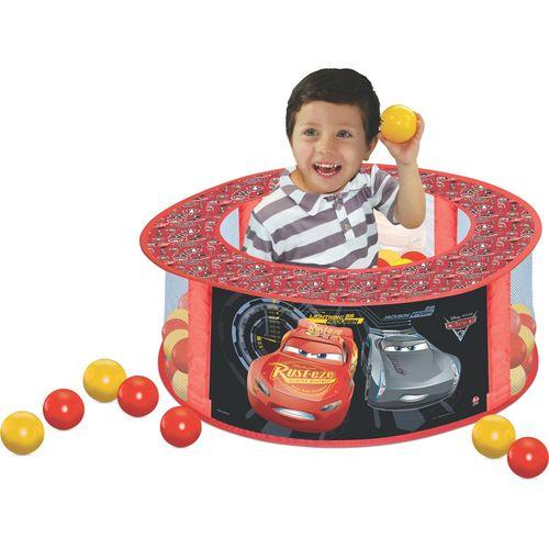 Piscina de Bolinhas Carros Disney Lider 2474