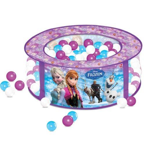 Piscina de Bolinhas Frozen 100 Bolinhas Original Lider