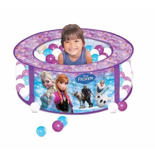 Piscina de Bolinhas Frozen - Líder Brinquedos