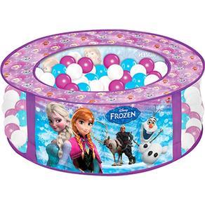 Piscina de Bolinhas Frozen Lider Brinquedos