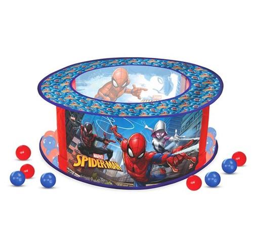 Piscina de Bolinhas Homem Aranha Líder