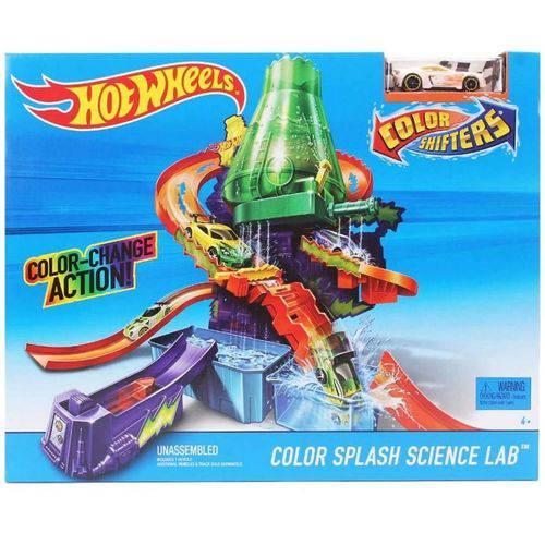 Tudo sobre 'Pista Hot Wheels Laboratório Cientifico Mattel'