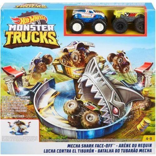Tudo sobre 'Pista Hot Wheels Monster Truck'