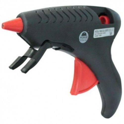 Pistola Cola Quente 60w Bivolt Worker