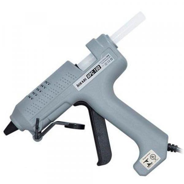 Pistola de Cola Quente 100W Bivolt Hikari