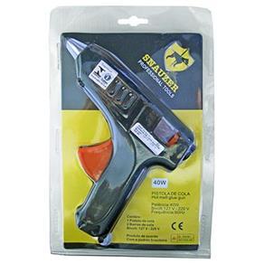 Pistola de Cola Quente 40W - Bivolt
