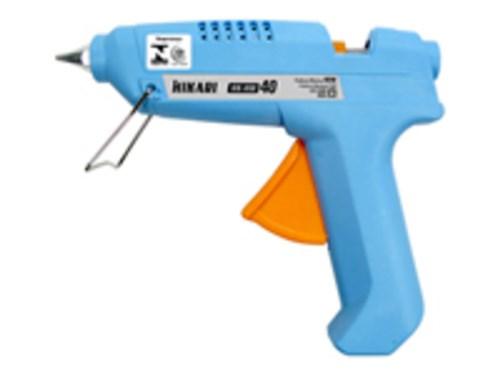 Pistola de Cola Quente Hikari Hk-Hm 40W Bivolt