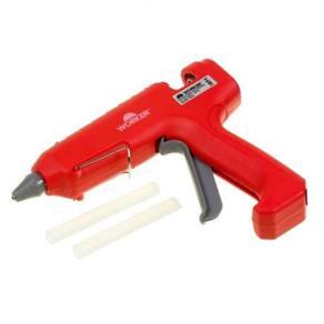 Pistola de Cola Quente Worker Bivolt 80W