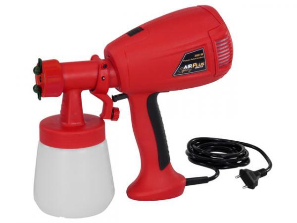 Pistola Elétrica Air Plus Spray 300 Watts - Schulz