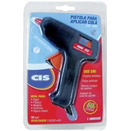 Pistola para Cola Quente Grande CIS 461