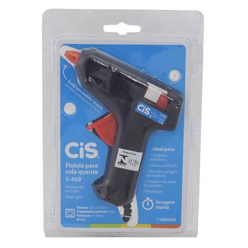 Pistola para Cola Quente - Pequena - Cis