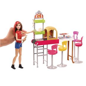 Pizzaria Barbie Mattel 3 é Demais