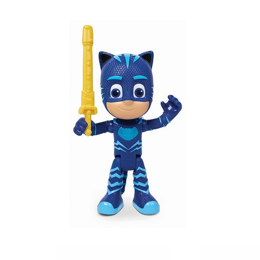 Tudo sobre 'PJ Masks Menino Gato com Som - DTC'