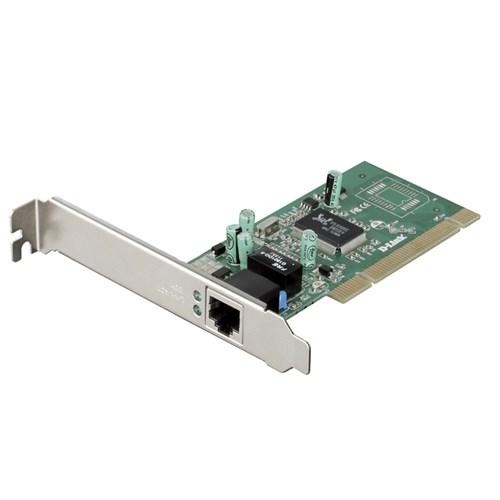 Placa de Rede Gigabit Pci D-Link 10/100/1000 - Dge-528T