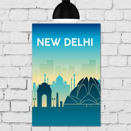 Tudo sobre 'Placa Decorativa MDF Nova Delhi'
