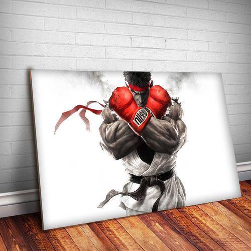 Placa Decorativa Street Fighter 11