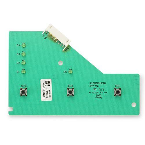 Tudo sobre 'Placa Interface Lavadora Electrolux LTE12'