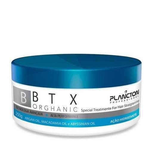 Tudo sobre 'Plancton - Tratamento Orghanic 250g'