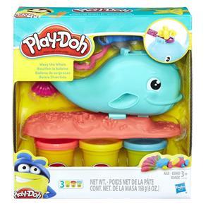 Play Doh Baleia