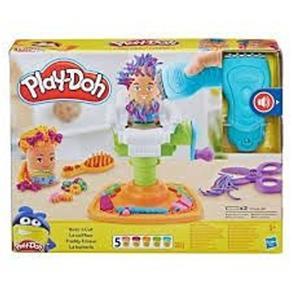Play Doh Barbearia Divertida - Hasbro