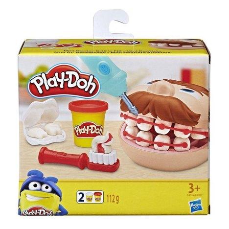 Play Doh Conjunto Clássico Dentista - Hasbro