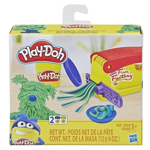 Play Doh Conjunto Clássico Fábrica Divertida - Hasbro