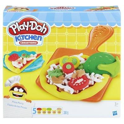 Tudo sobre 'Play Doh Festa da Pizza - Hasbro'