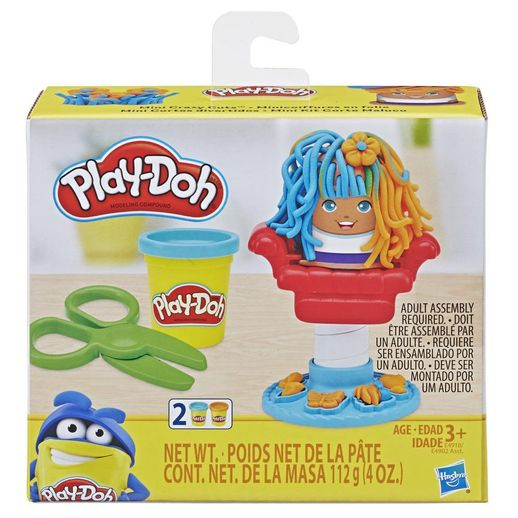 Play Doh Mini Classics Corte Maluco Barbearia - Hasbro