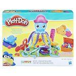Play Doh Polvo Divertido Massinha E0800 Hasbro