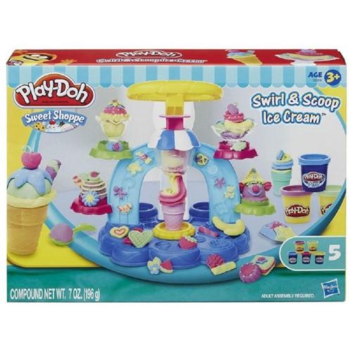 Play-Doh - Sorveteria Divertida - HASBRO