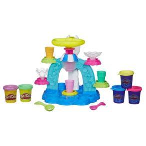 Play-Doh Sorveteria Divertida - Hasbro