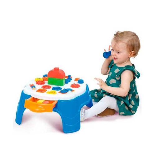 Tudo sobre 'Play Time Mesa de Atividades - Cotiplás'