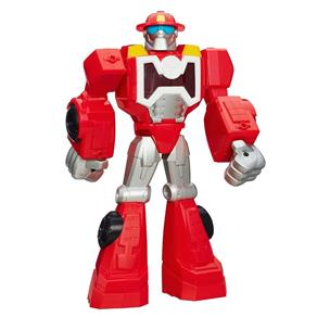 Playskool Heroes Transformers - Robô Rescue Bots - Heatwave The Fire-Bot A8304