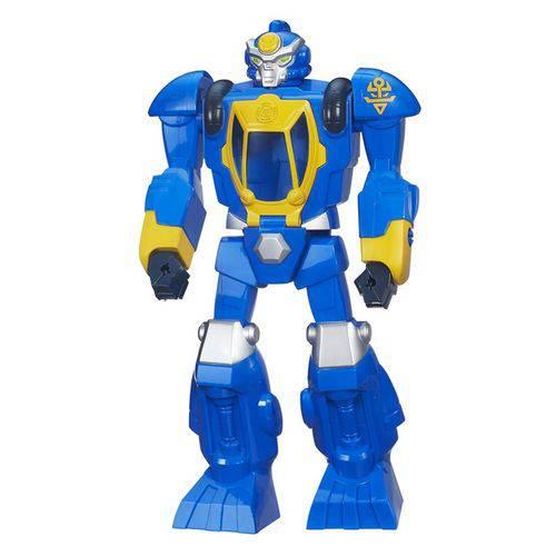 "Playskool Transformers Rb Robô 12"" High Tide"