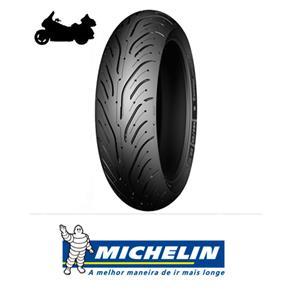 Tudo sobre 'Pneu Michelin Pilot Road 4 - 160/60 ZR17 - 69W'