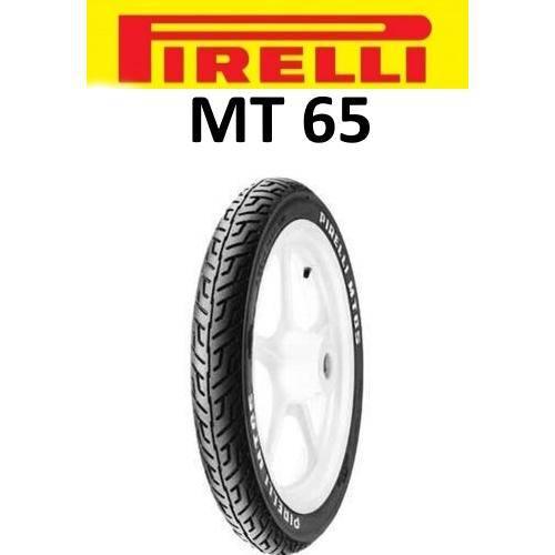 Tudo sobre 'Pneu Pirelli 2.75-18tl 42p Mt65 - Dianteiro'