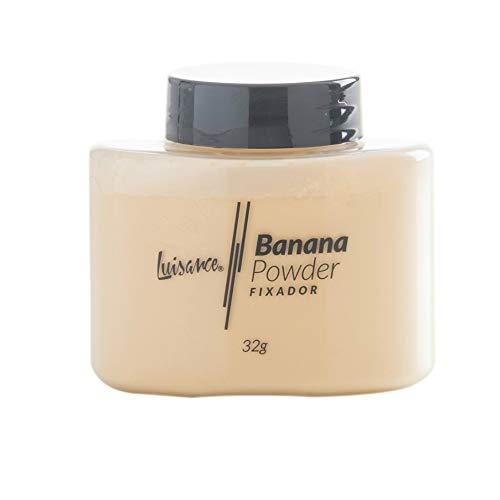 Pó Banana Powder Fixador L9013 - Luisance