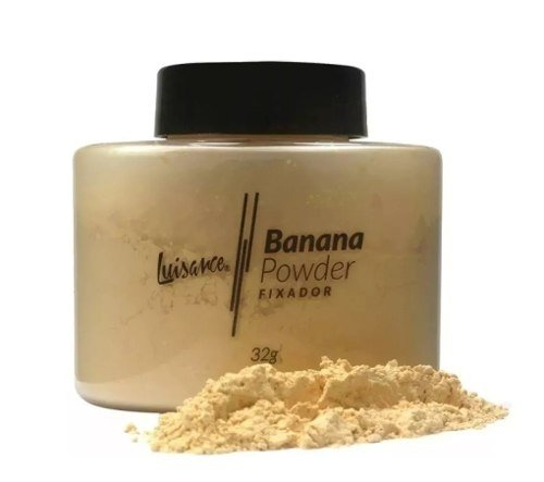 Pó Banana Powder Fixador - Luisance L9013 32G