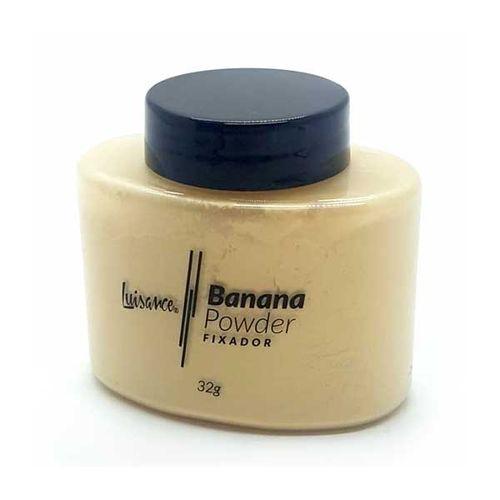 Po Banana Powder Fixador Luisance L9013