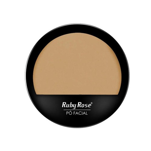 Pó Facial Compacto Ruby Rose - TO521729-1
