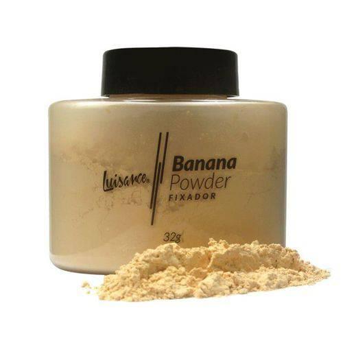 Pó Fixador Luisance Banana Power 32g - L9013